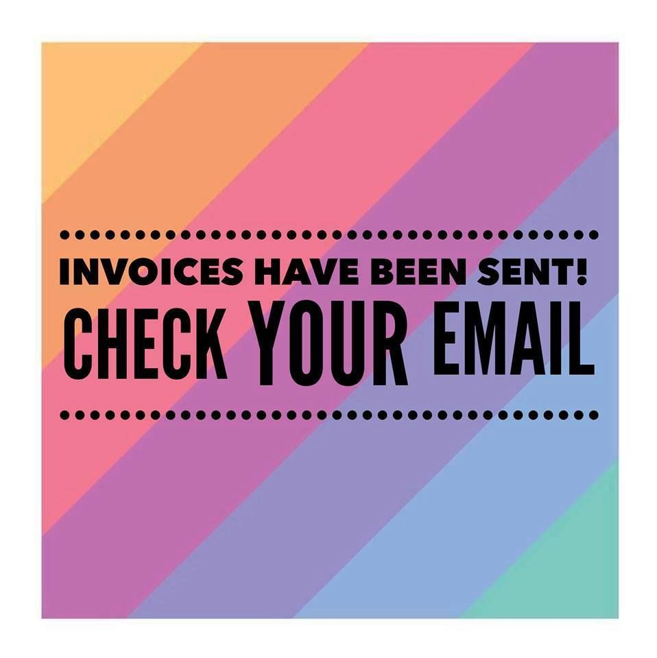 Lularoe Invoices Paparazzi Accessories Invoice Sent
