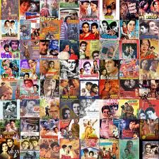 Pop Art Old Bollywood Movie Posters