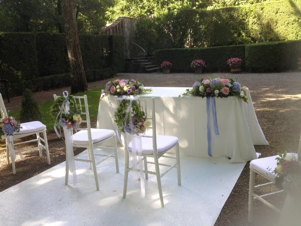 Secret Garden Ceremony