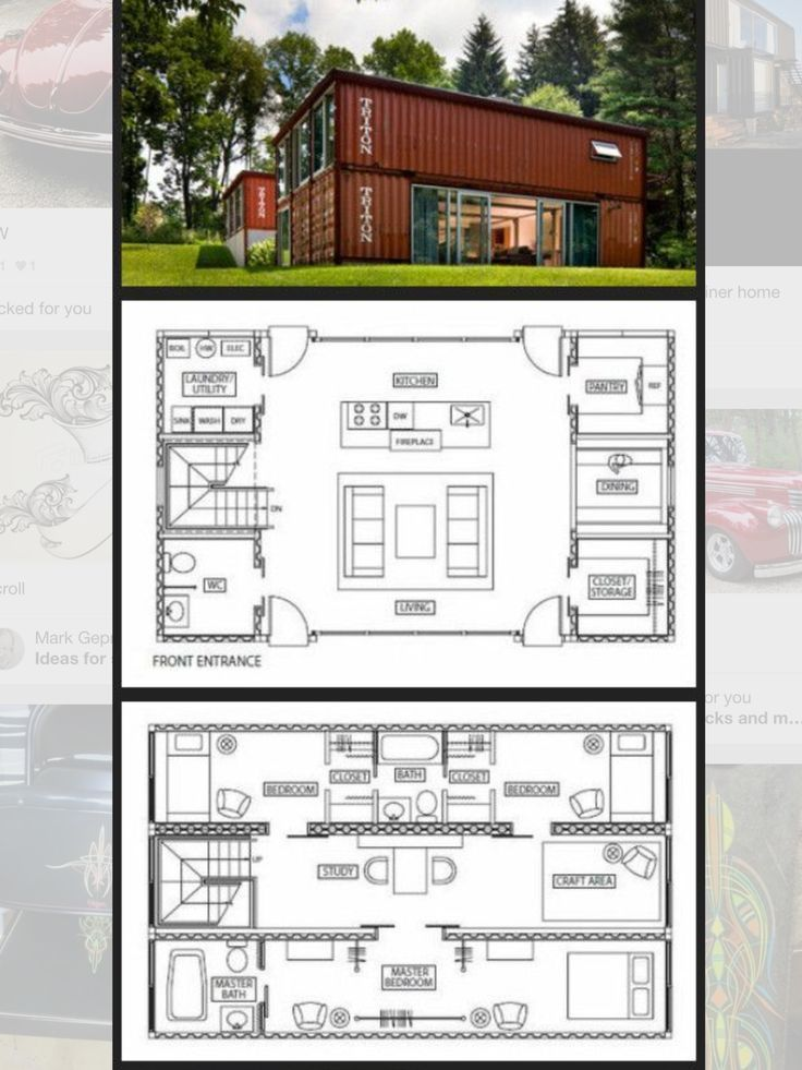 45 Shipping Container Design Plans Storage Container -   15 garden design Architecture shipping containers ideas