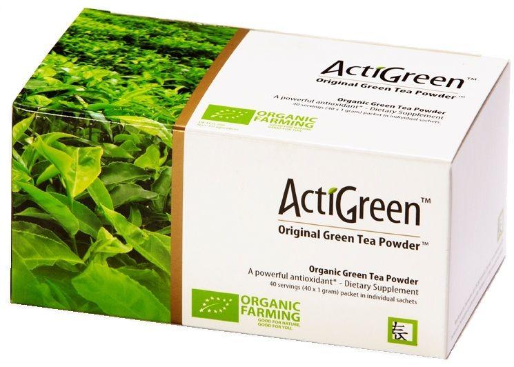 actigreen grøn te