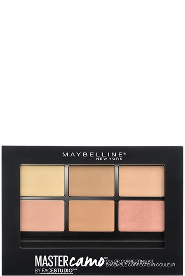 maybelline master camo how to use