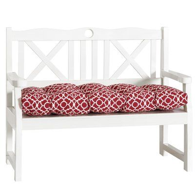 Morgan Home Waverly Lexie Indoor/Outdoor Bench Cushion Products in