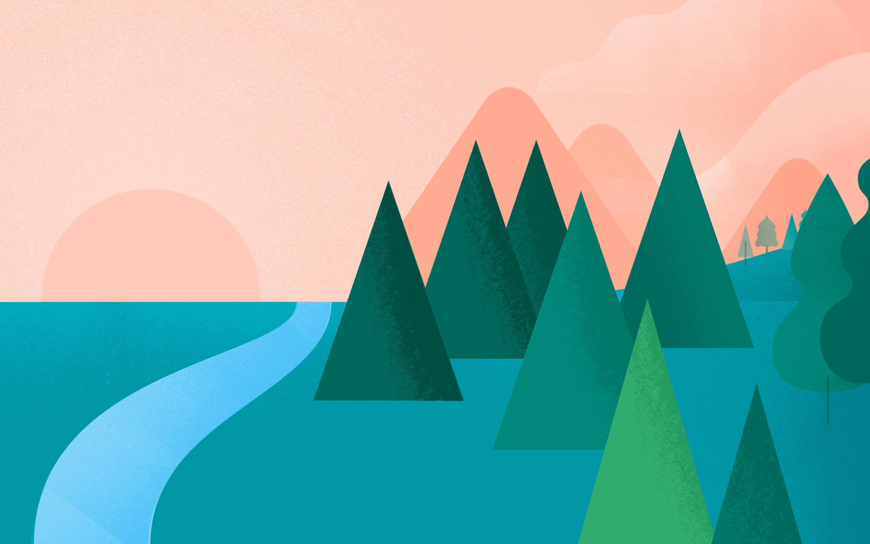 10 awesome wallpapers inspired by googles material design