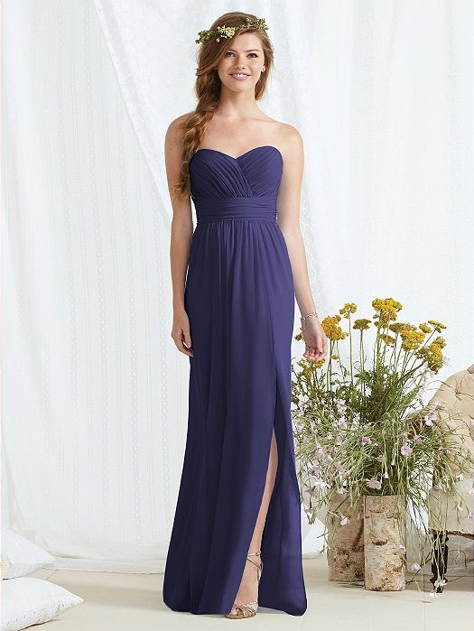 Social Bridesmaids Style 8167 http://www.dessy.com/dresses/bridesmaid/8167/