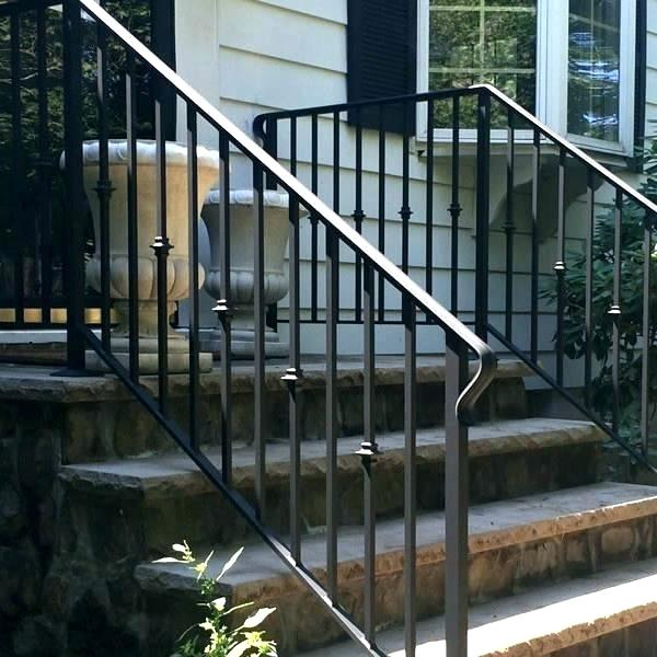 Best Custom Railing For Stairs Code Requirements Handrails 400 x 300