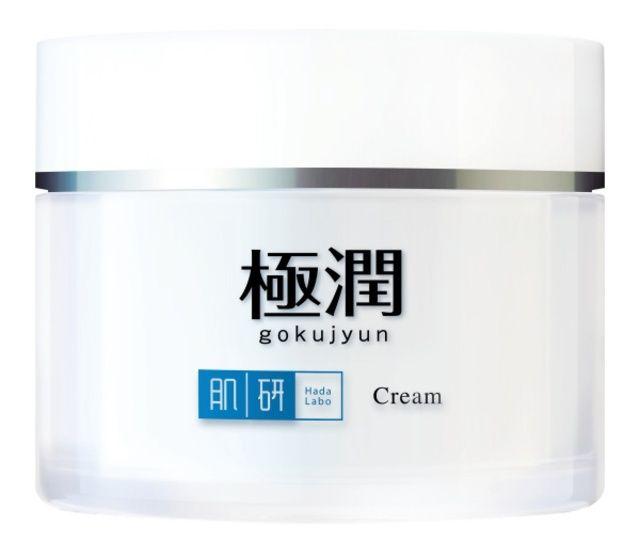 Hada Labo Gokujyun Cream Reviews Photos Ingredients In 2020 Face Products Skincare Hada Labo Cream