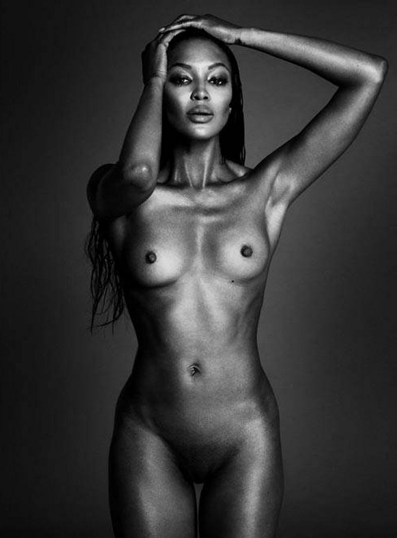 turlington nude Christy