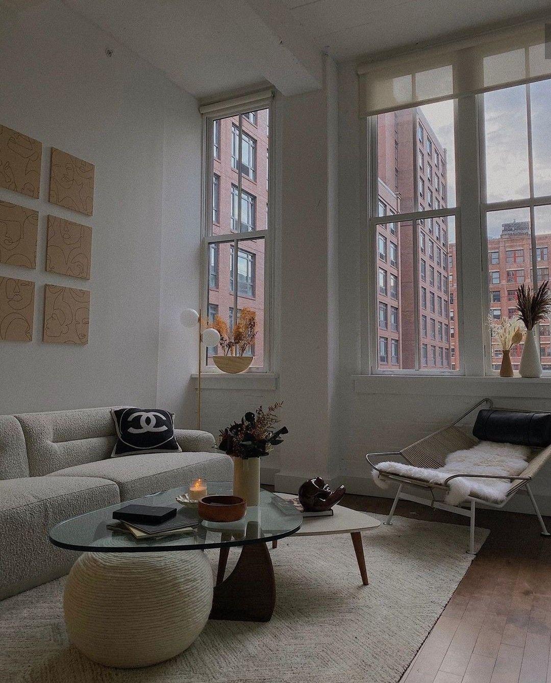 apartment in ny  Apartment interior design, Apartment interior