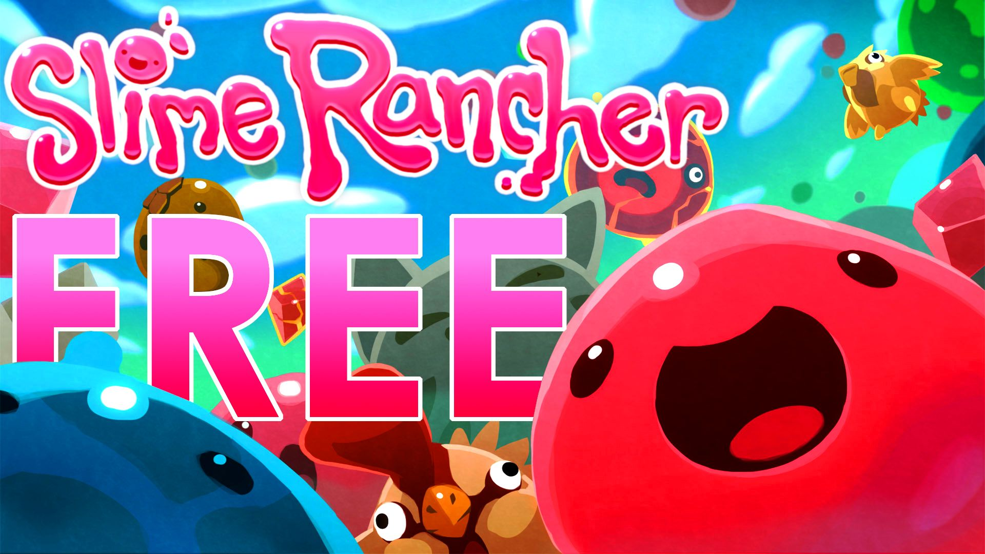 How To Get Slime Rancher For Free On Steam