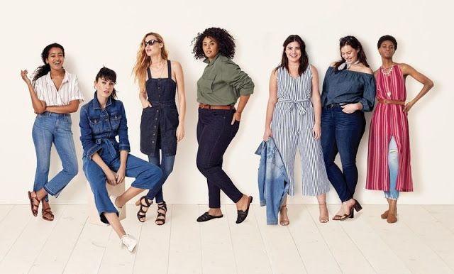 Target lanzó una nueva línea de ropa economica de todas la tallas para  mujeres fa1857ea4104