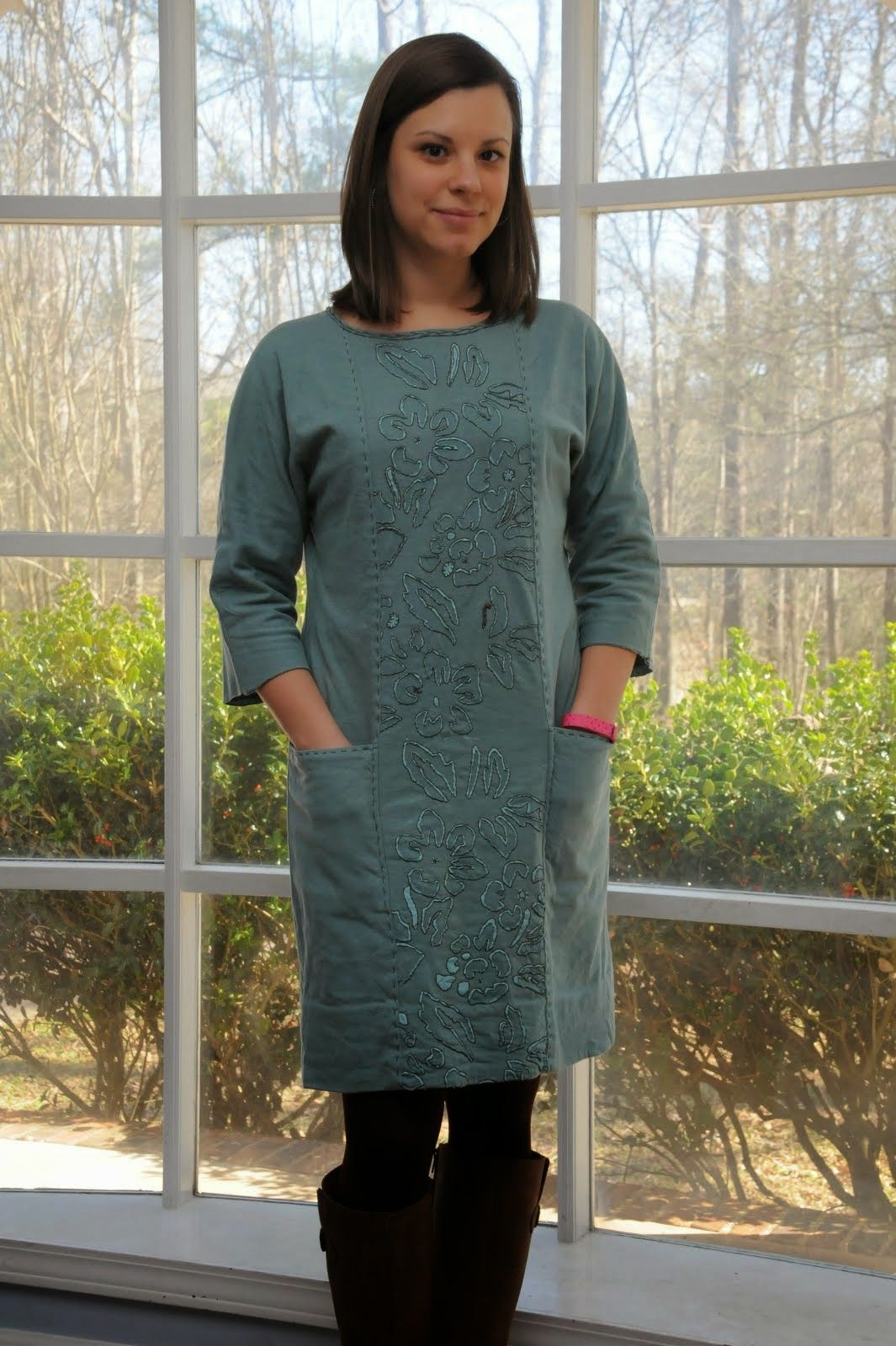 where is my instruction manual...: Vogue Patterns V9022 with a dash ...