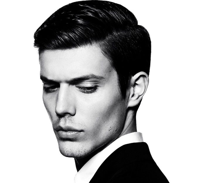 Peinado de hombre peinados hombre pinterest peinados - Peinados para hombres ...