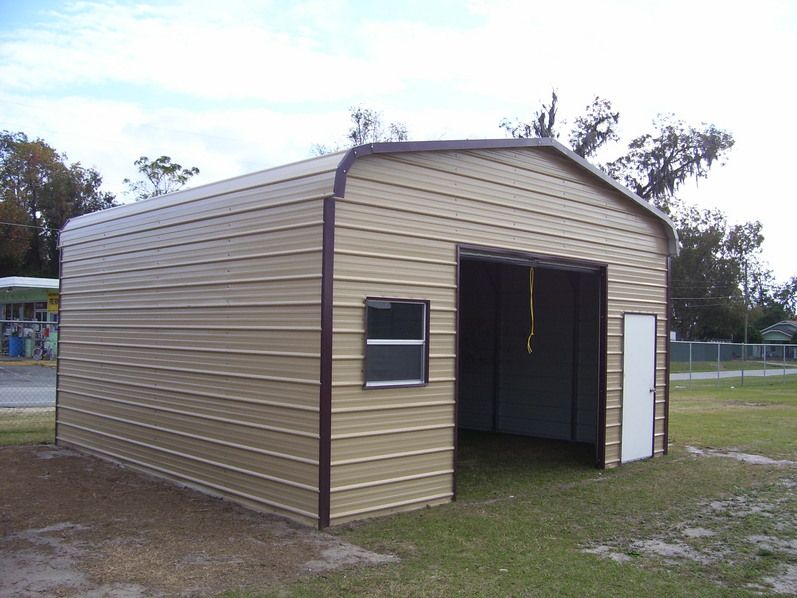 Jim Steel Garages Prefab Metal Garage Prefab Metal Buildings Metal Garage Buildings