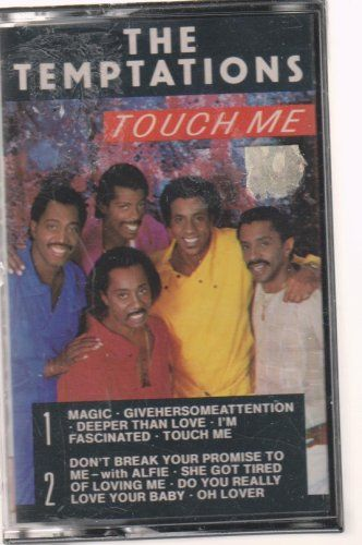 Ivanhoe162 on Ecrater-The Great Ebay Alternative: Touch Me THE TEMPTATIONS (NEW)