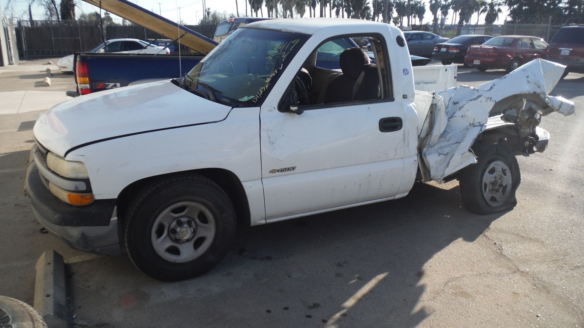 2000 Chevy Silverado 1500 Regular Cab Short Bed 2WD 4.3L