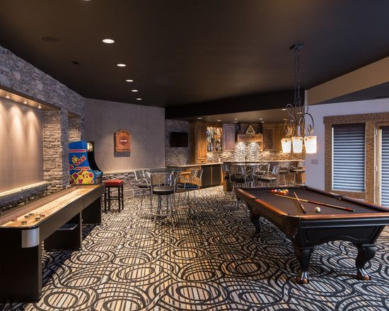 How To Finally Turn Your Unfinished Basement Into A Real Living Space,  Basement Ideas,
