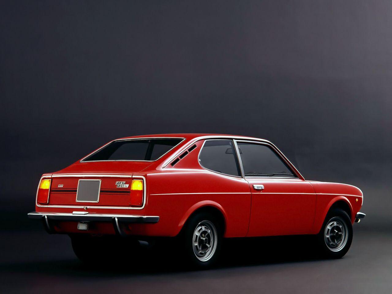 Fiat 128 Coupe Sl Con Immagini Vecchie Auto Automobile Auto