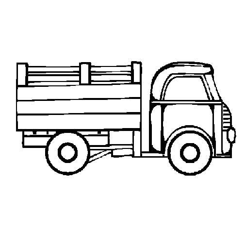 Pick Up Truck Coloring Pages Truck Coloring Pages Coloring Pages Train Coloring Pages