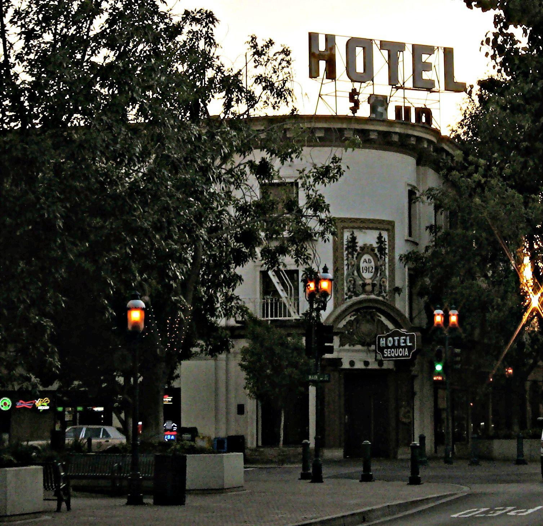 Sequoia Hotel In Redwood City, California