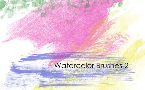 30 Watercolor Tutorials And Brush Sets For Photoshop Best
