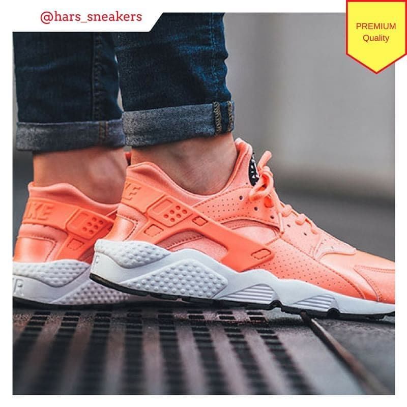 buy online 0d4b8 3aa6d Nike Air Huarache Run Atomic Pink Premium Quality IDR Cek  harssneakers Box Included 3637383940 . Our Website www.sepatusneakers.biz  . Order