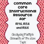 This 6 page pdf resources contains everything you need for a lesson on Common Core Standard RI.5.6 and RI.6.6 which requires the students to analyz...