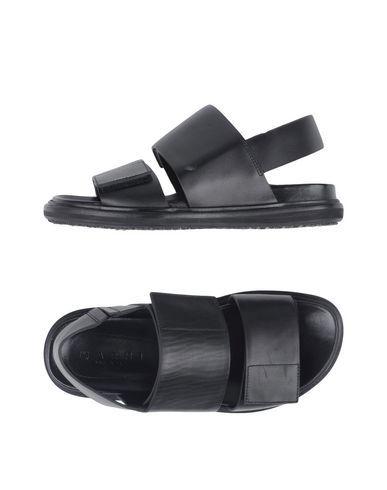 MARNI Women's Sandals Black 8 US