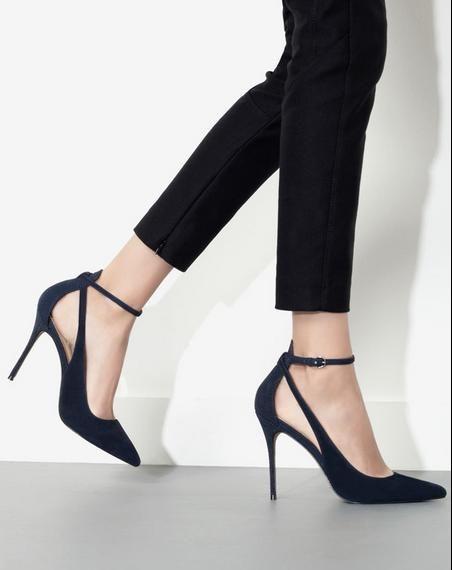 Chaussures Noires Morgan Femmes keOKUPibYi