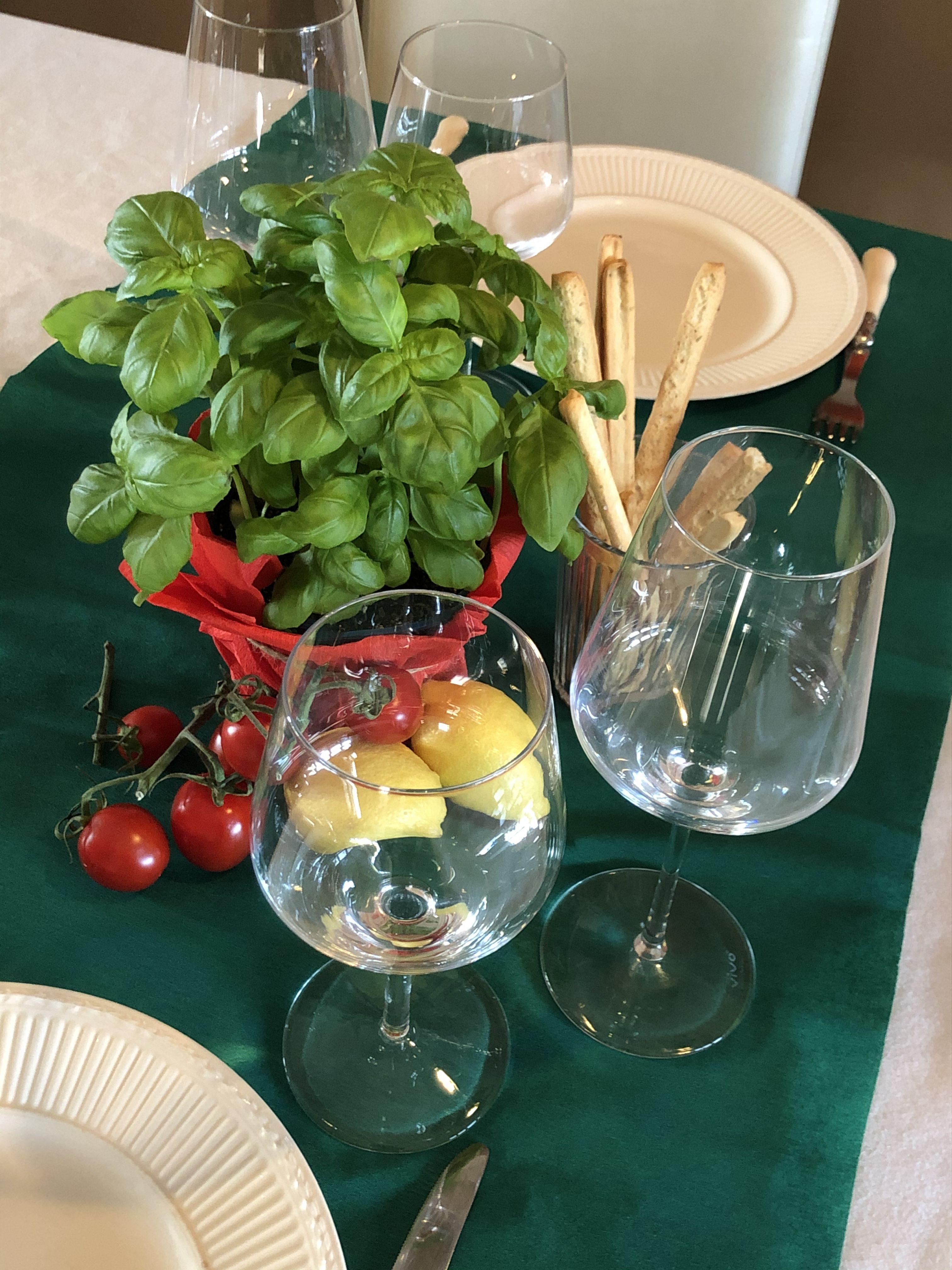 Thema Italiaans Diner Diner Italiaans Thema Italiaans