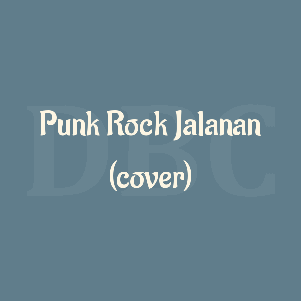 Kunci Ukulele Punk Rock Jalanan