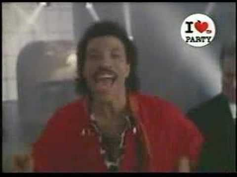 Lionel Richie   Dancing On The Ceiling Official Music Video, Love This Song!