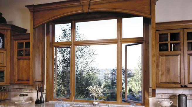 Restaurar el marco de madera de una ventana ventanas for Pintura para marcos de puertas y ventanas