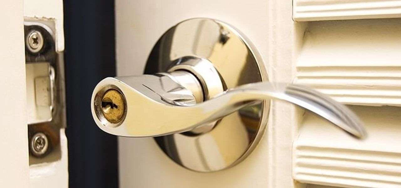 Open a door lock without a key 15 tips for getting