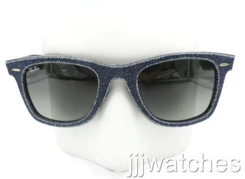 792d99f5892 buy ray ban rb2140 green a5322 86970  low cost new ray ban original wayfarer  blue denim sunglasses rb2140f 1163 71 52 22 80a61