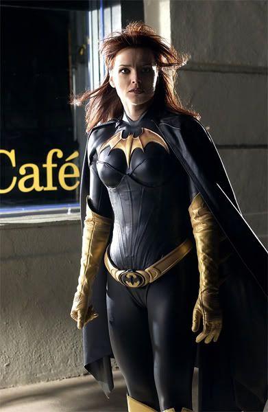 The Birds Of Prey Tv Show Batgirl Cosplay Batman Cosplay Batgirl