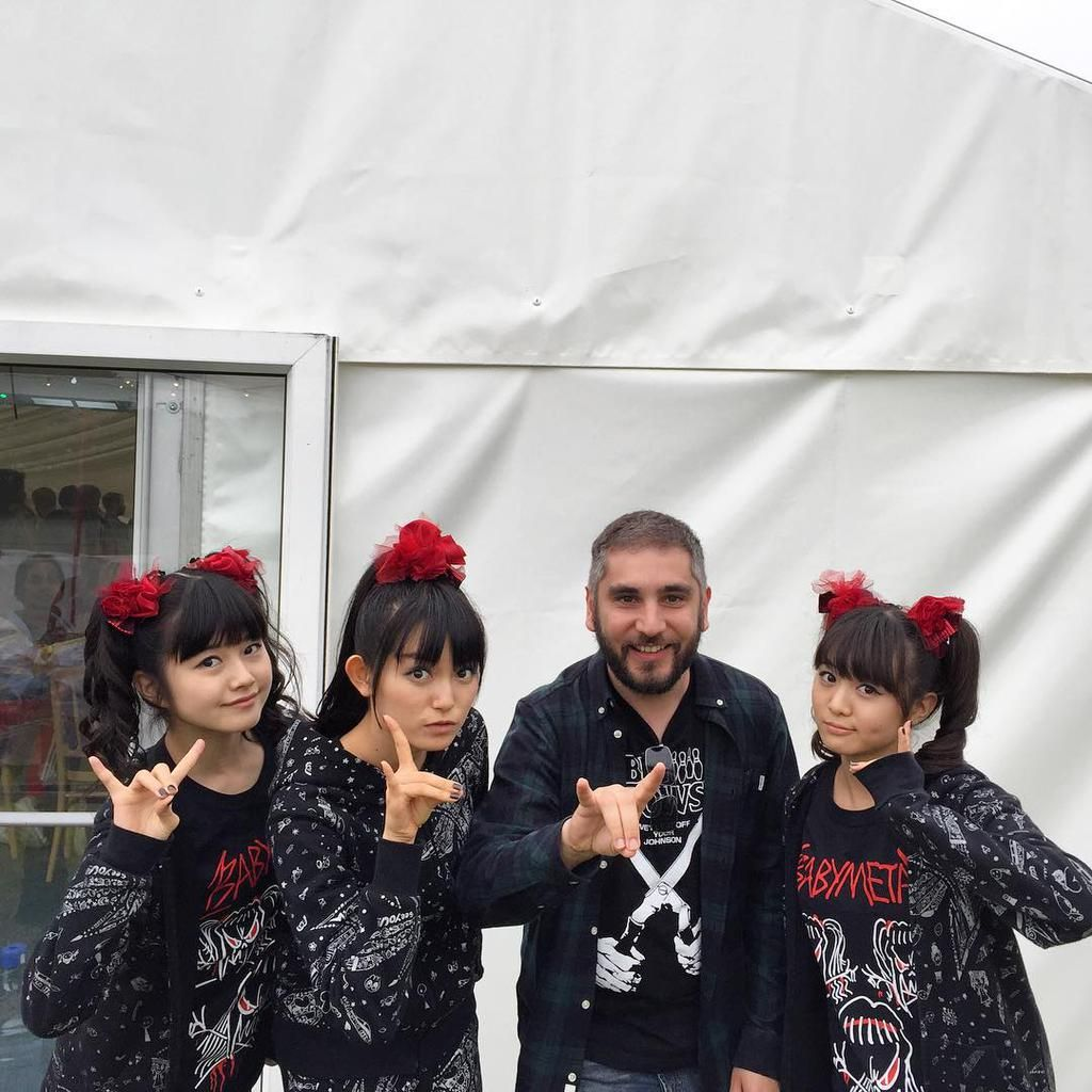 Babymetal Newswire(@babymetalnews_)さん | Twitterの画像/動画