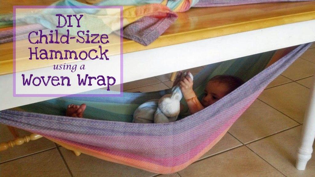 child size hammock tutorial mindful mama child size hammock tutorial mindful mama   tutorials child and      rh   pinterest