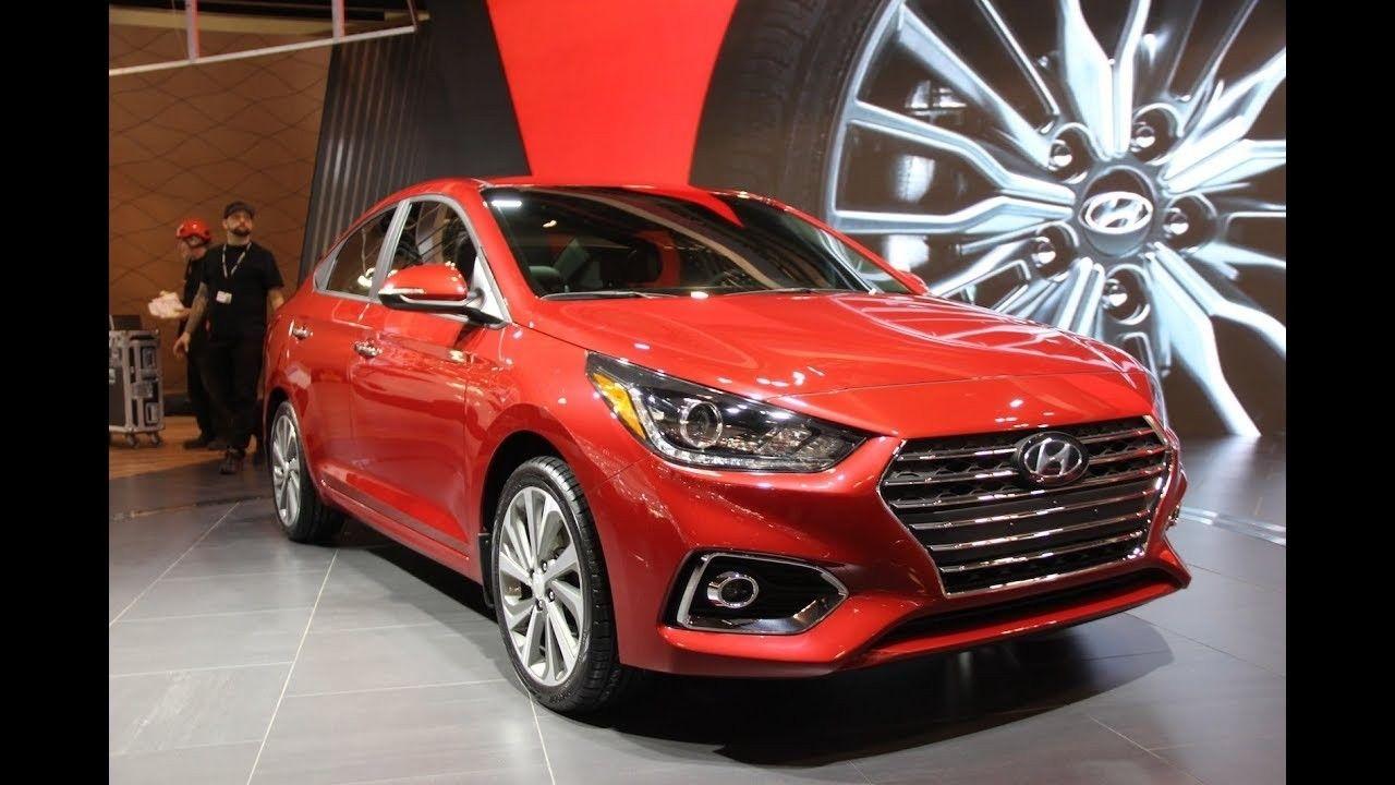 2018 Hyundai Accent At The 2017 Orange County Auto Show Hyundai Accent Accent Hatchback Hyundai Canada