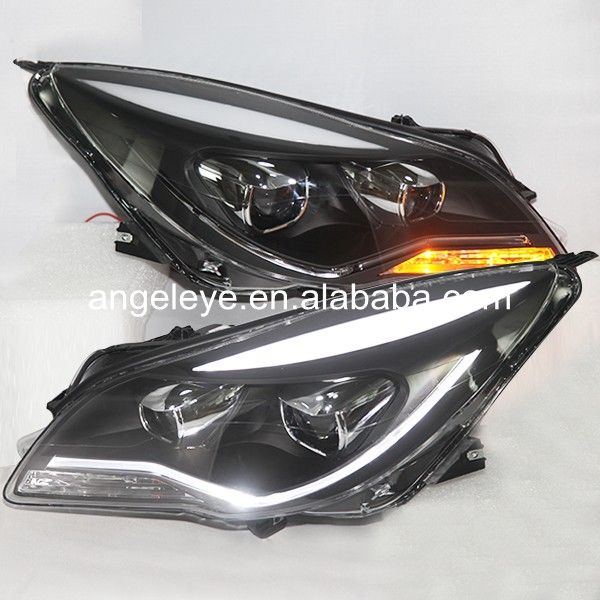 For Buick Verano Regal Opel Insignia 2014 Year Led Head Lights Lf Buick Verano Led Headlights Car Lights