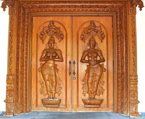 Ornamental Doors Pretty Portals Doors Hindu