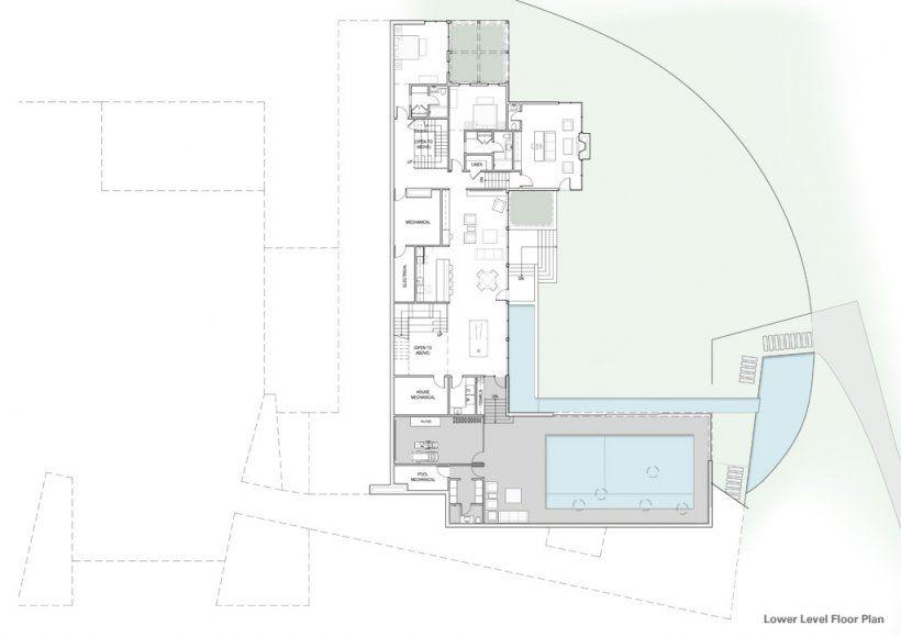 Private Residence, Lake Geneva Wisconsin / von Weise Associates