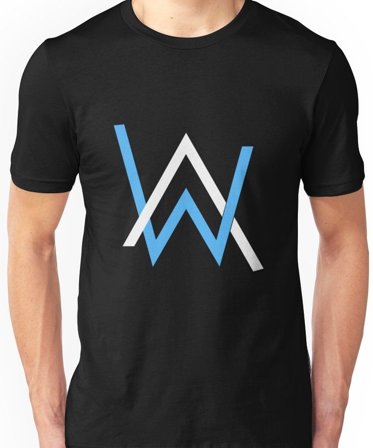 d636a27ca Alan Walker | Slim Fit T-Shirt | Products | Alan walker, Walker logo ...