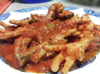 Resep Ceker Setan Malang Super Pedas Resep Masakan Resep Masakan Indonesia