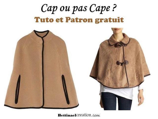 Patron Cape Couture Chemisier Patron Femme ukiOPZXT
