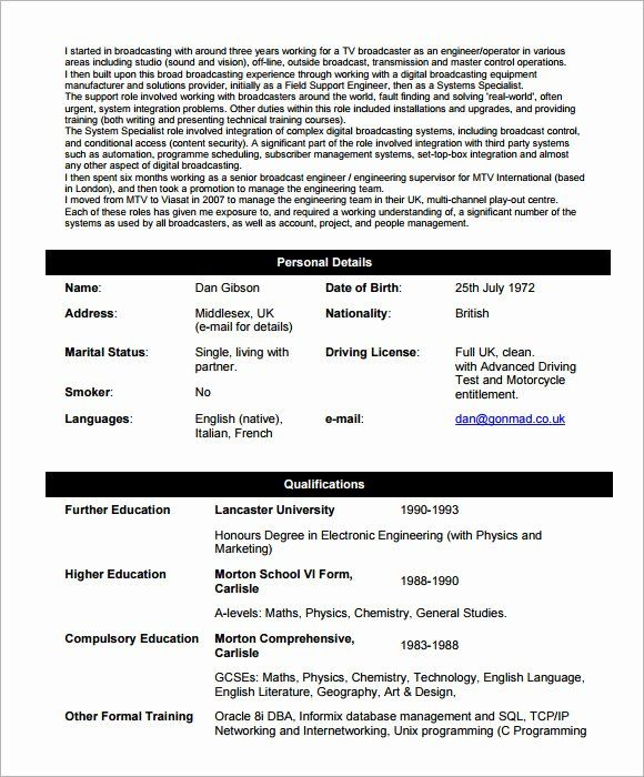 Entry Level Help Desk Resume New Entry Level Network Engineer Resume | Downloadable resume ...