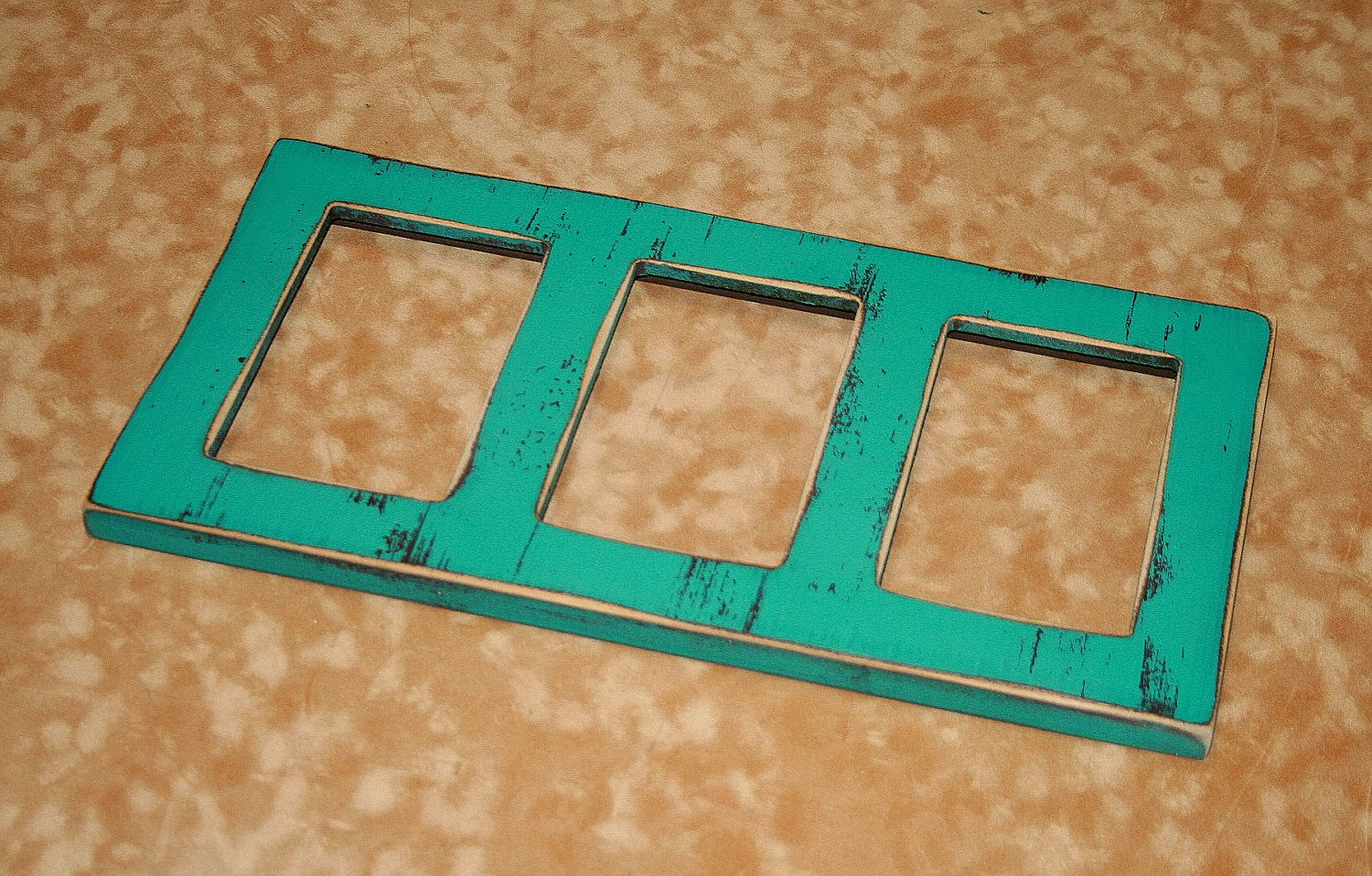 3 Opening Picture Frame 3 4x6 5x5 Or 5x7s Choose From 63 Colors