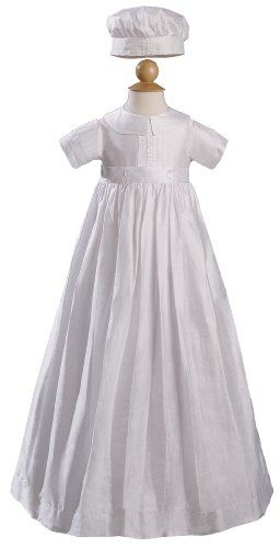 Silk Dupioni Convertible Christening Baptism « Clothing Impulse