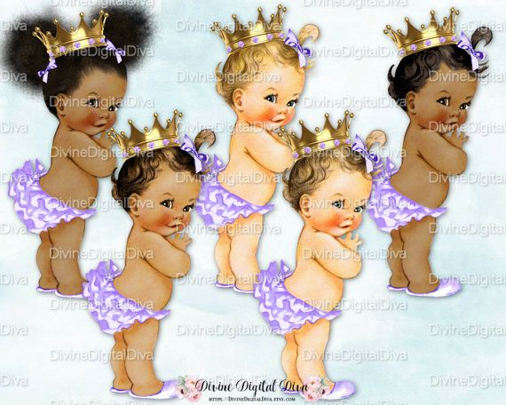 f7a2660daea02 Princess Ruffle Pants Lavender Gold Crown | Vintage Baby Girl | Afro ...