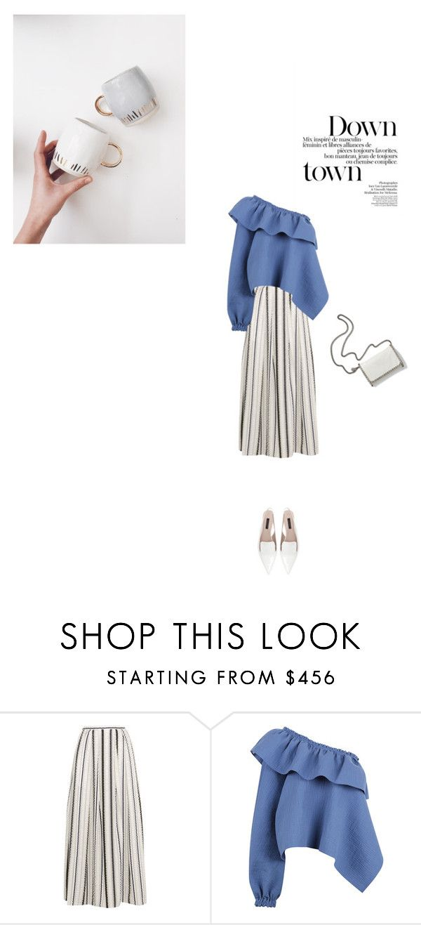 """""""Untitled #752"""" by duoduo800800 ❤ liked on Polyvore featuring Peter Pilotto, Rachel Comey, Zara and STELLA McCARTNEY"""